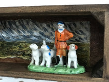 Hunter & Dogs - On the Hunt I - Dorothy Art