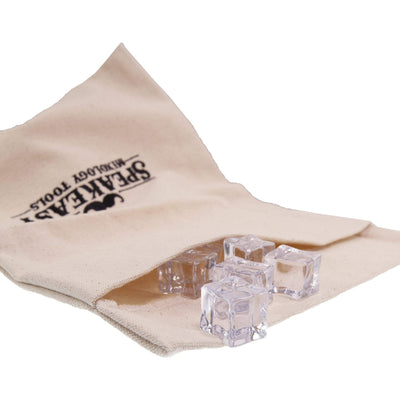 Alambika Barware - Accessories Ice Crushing Bag - Canvas Lewis Bag - Alambika Montreal Canada