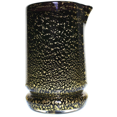 Mixing Glass - The Black & Gold Beast by Alambika - Alambika Canada