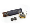 Lithologie - Set (6) of Gabbro whisky stones by Alambika - Alambika Canada