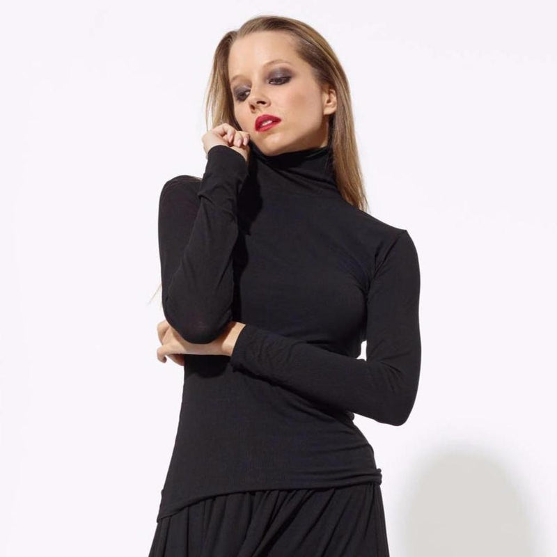 Turtleneck | Black