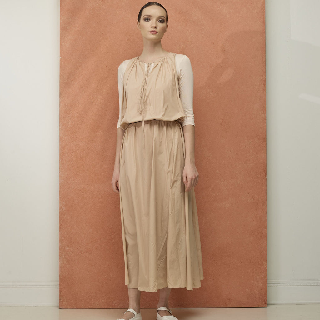 Capri Dress | Light Nude