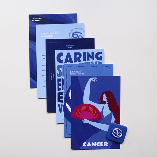 Astro Cards - Cancer