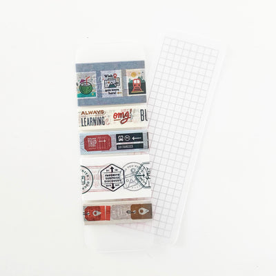 Washi Tape Sampler