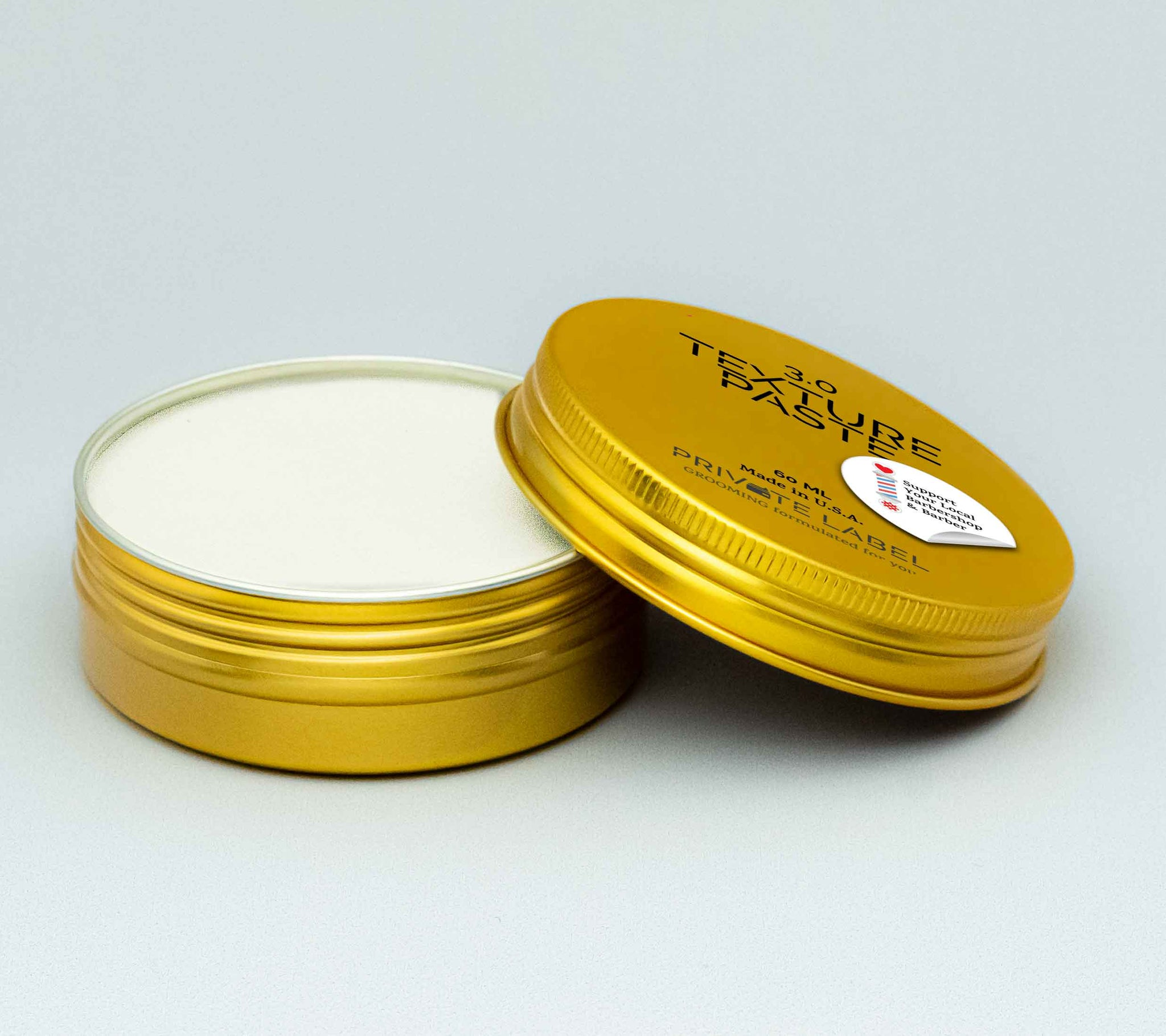 3.0 Texture Paste USA - Support Your Local Barbershop