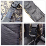 tactical backpack padded straps