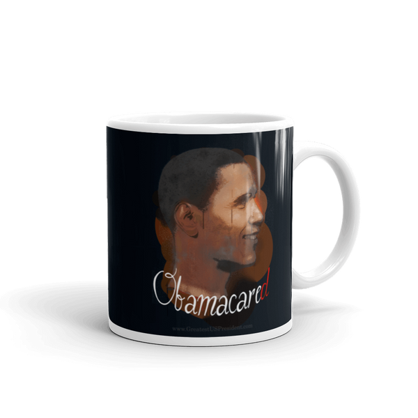 ObamaCared Mug