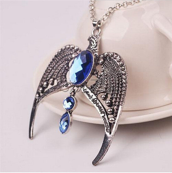 Harry Potter Lost Diadem of Ravenclaw Horcrux Pendant