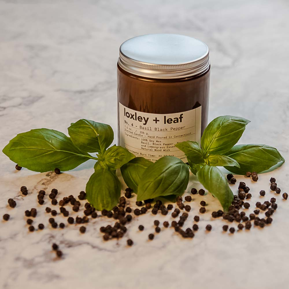 Basil Black Pepper Essential Oil Fragrance Products
