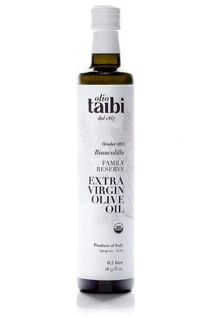 "Olio Taibi ""Biancolilla"" 