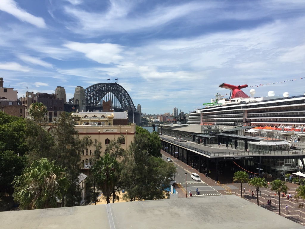 Australian Adventure - Sydney with Voyager Leather