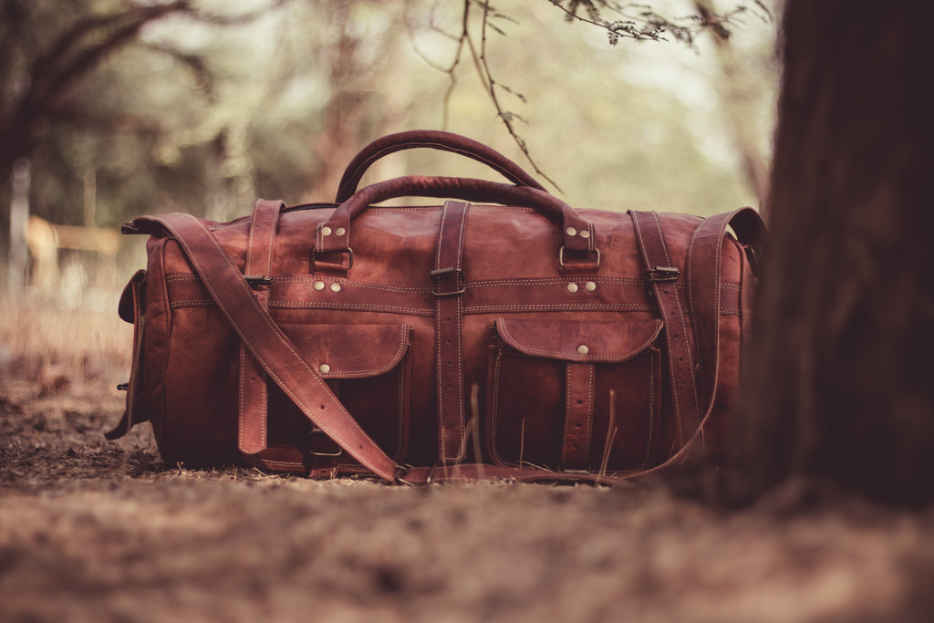 "The ""Man Bag"" Quandary - Breaking the Gender Stereotype"