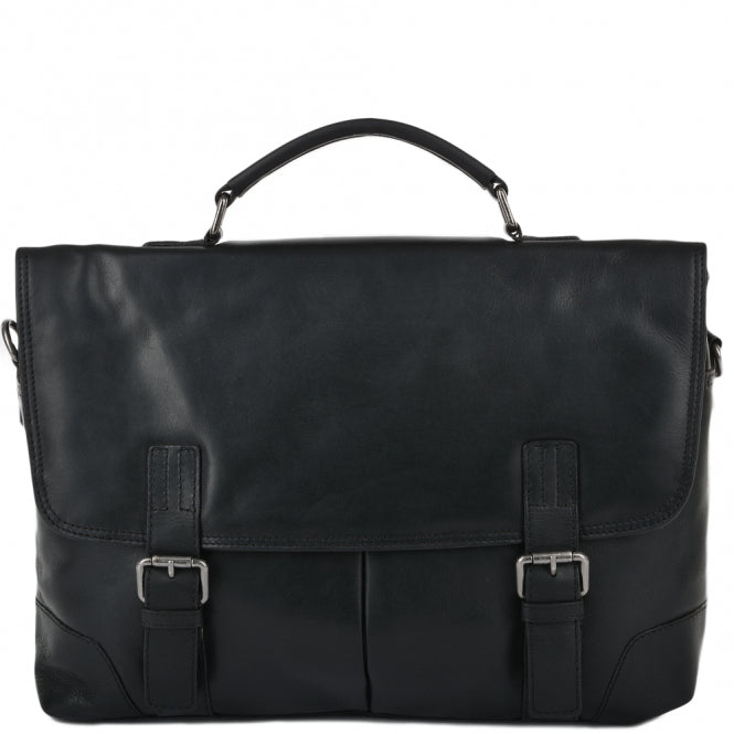 Briefcase, Ashwood Leather Briefcase | Elliot - Voyager Leather