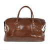 Holdall, Ashwood Chelsea Leather Travel Holdall | Chestnut - Voyager Leather