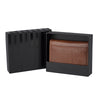Wallet, Leather Card Holder | Tan - Voyager Leather