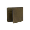 Wallet, Men's Leather Wallet | Olive - Voyager Leather