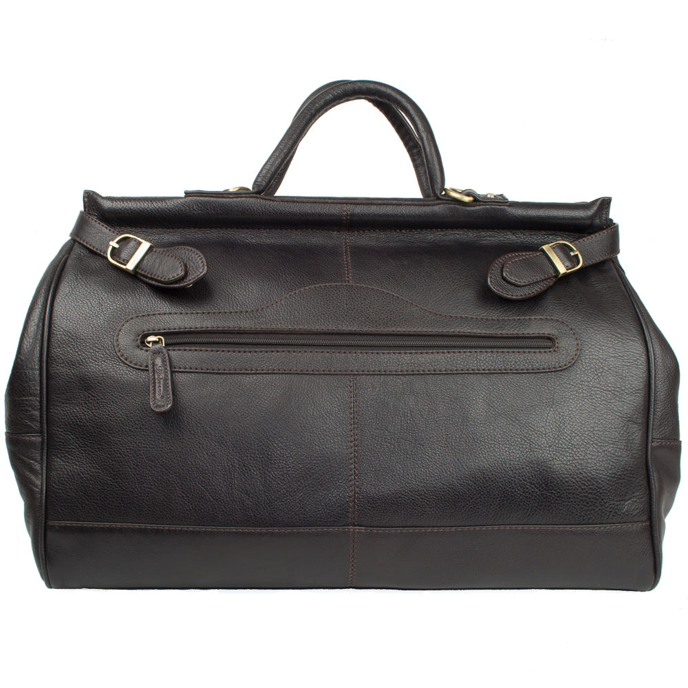 Gladstone, Gladstone Holdall | Ashwood Brown - Voyager Leather