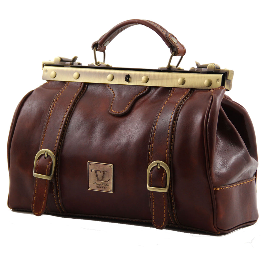 Gladstone, Gladstone Bag | Tuscany Leather Monalisa - Voyager Leather