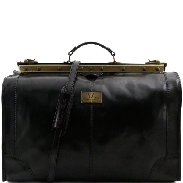 Gladstone, Gladstone Holdall |  Tuscany Leather Madrid (Large) - Voyager Leather
