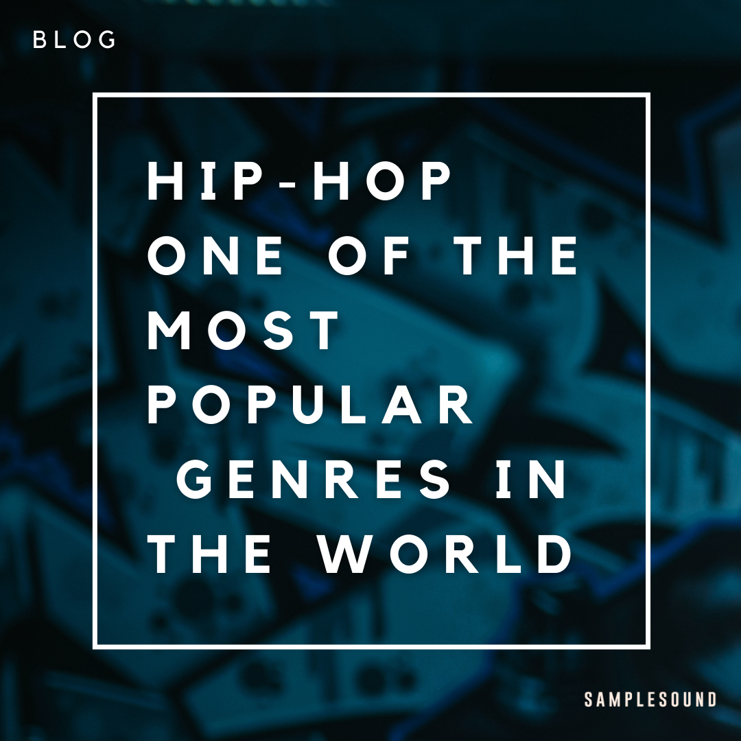 Hip-Hop is still one of the most popular music genres in the world