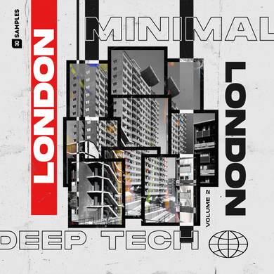 London Minimal </br> Deep Tech Vol.2