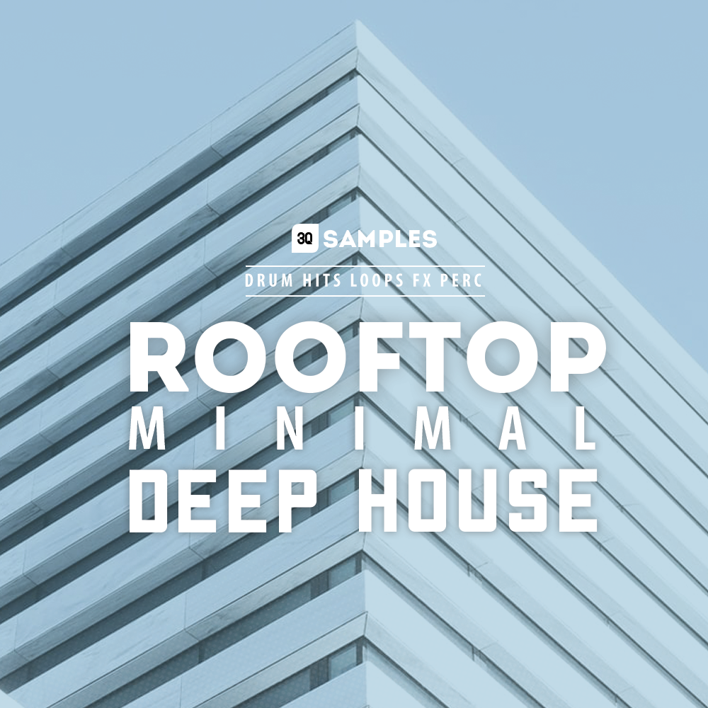 Rooftop Minimal</br>Deep House