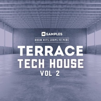 Terrace Tech House Vol 2