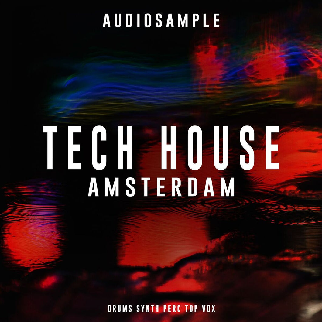 Tech House Amsterdam Vol 1