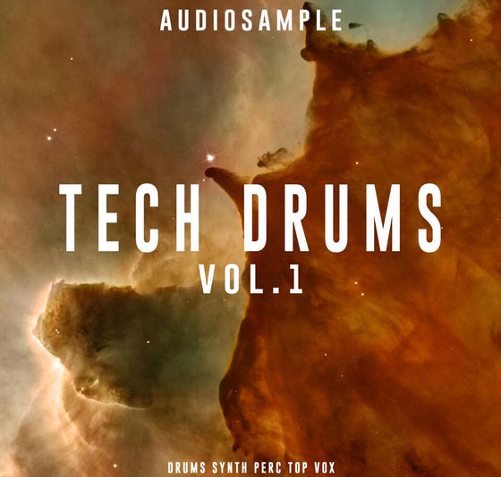 SALE - Tech Drums Volume 1