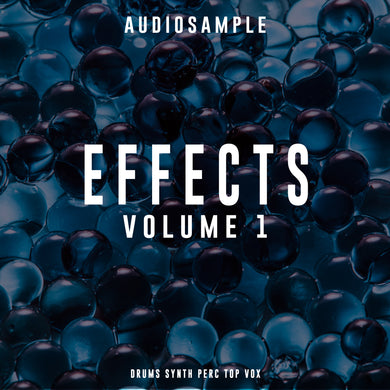 FREE TECH HOUSE EFFECTS - Effects Volume 1