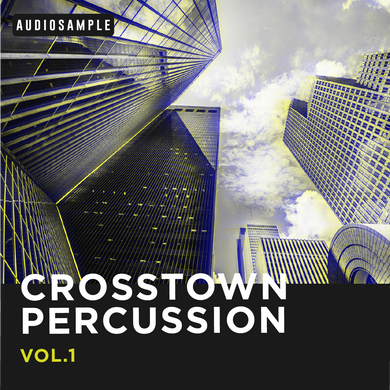 Crosstown Percussion Volume 1