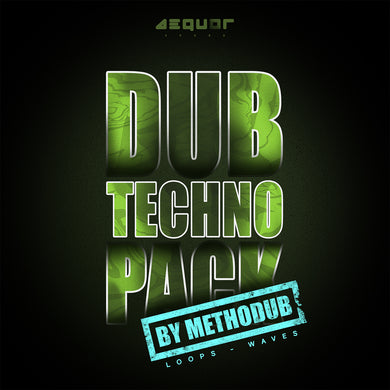 Dub Techno Pack by Methodub