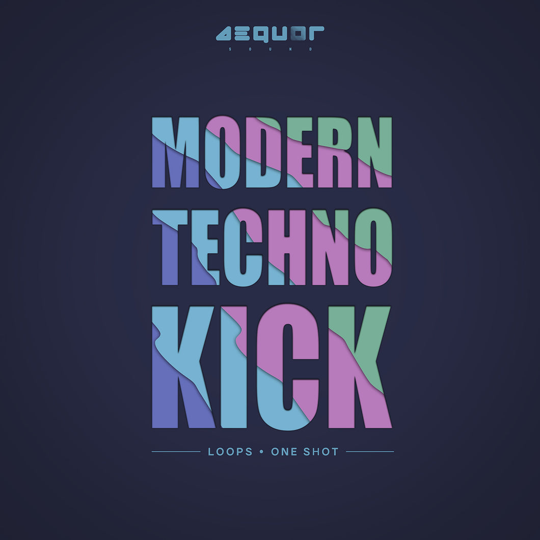 Modern Techno </br> Kick