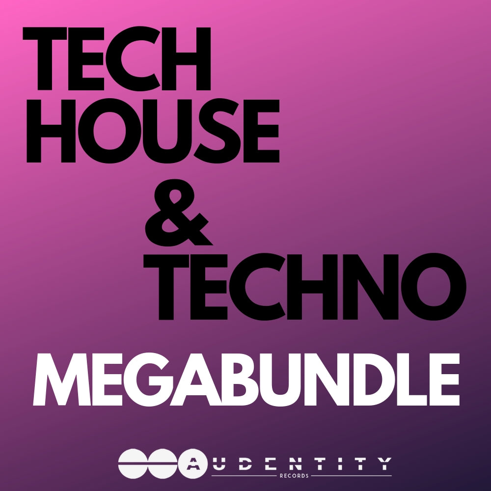 Tech House & Techno Mega Bundle
