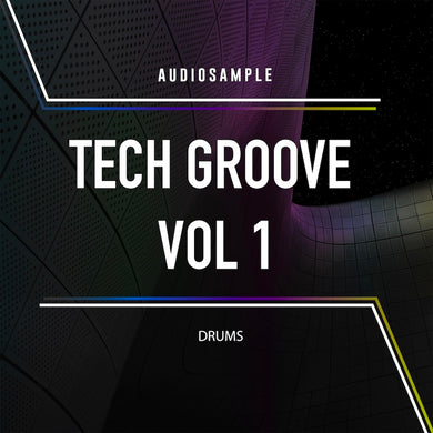 Tech Groove Volume 1