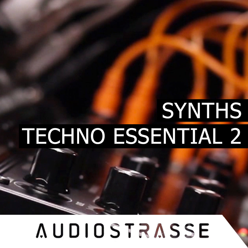 Techno Essential Synths 2