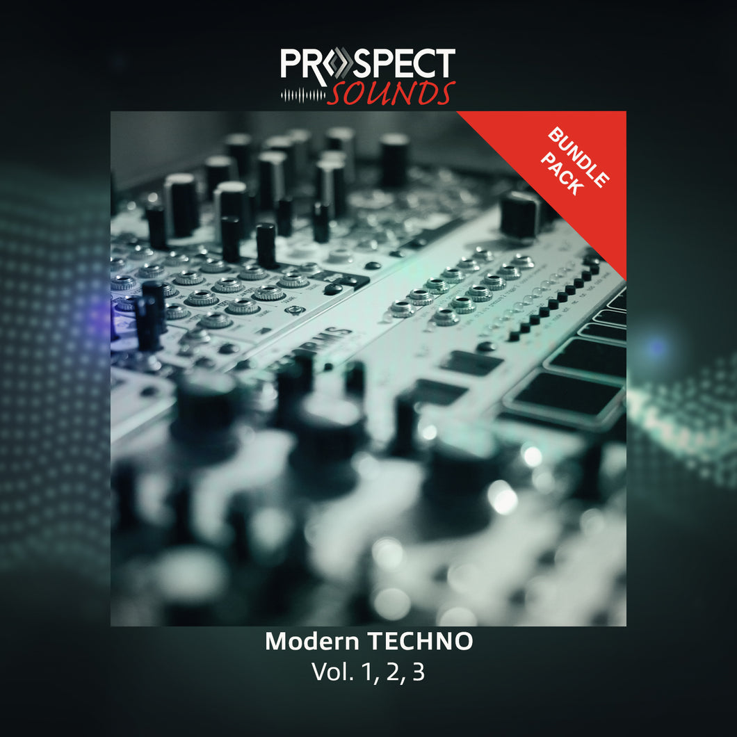 Modern Techno Bundle