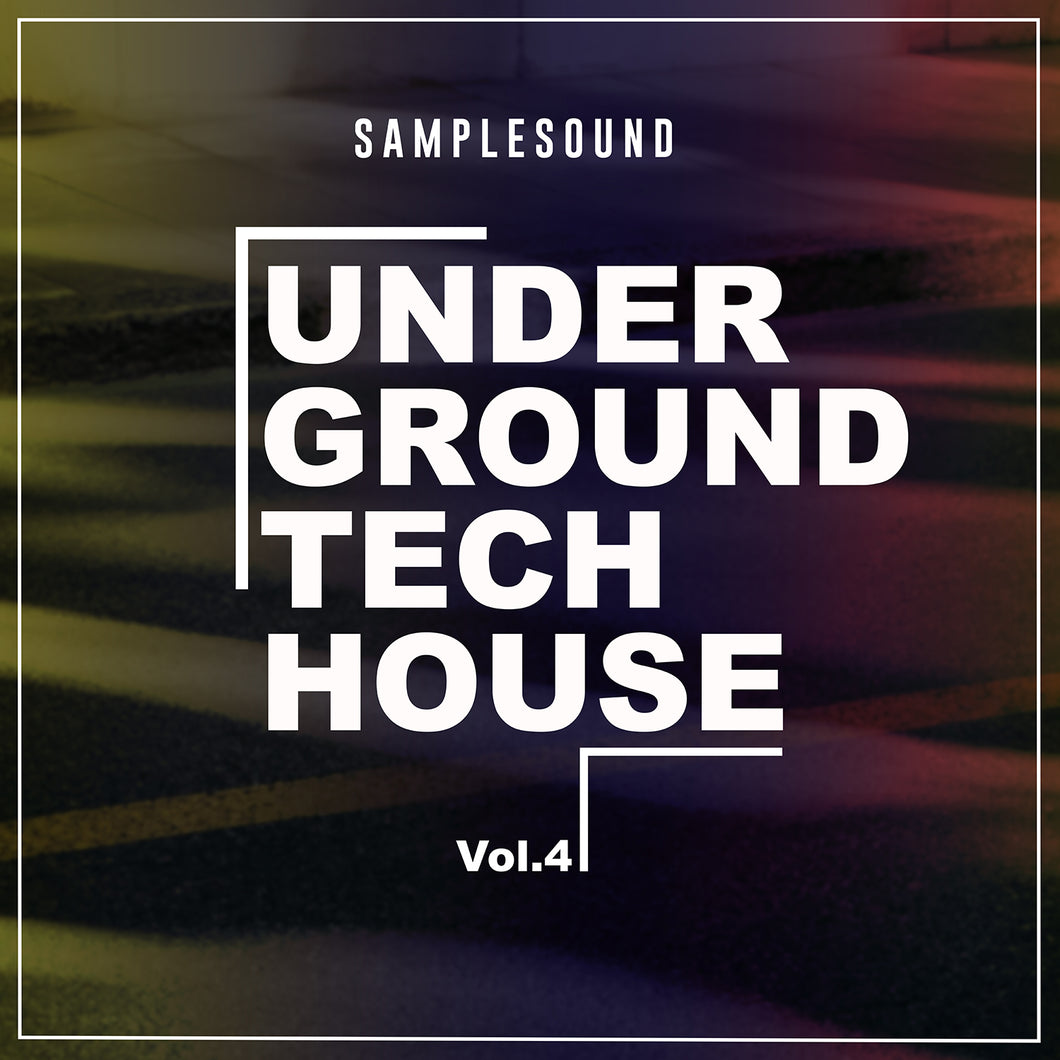Underground Tech House Volume 4