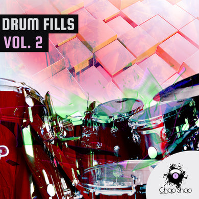 Drum Fills Vol. 2