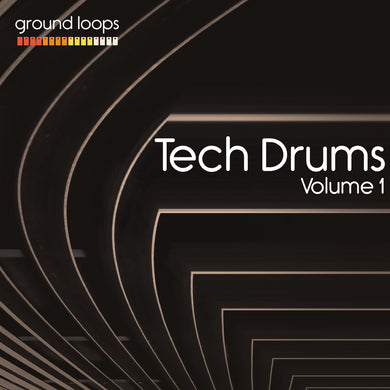 Tech Drums Vol. 1