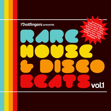 Rare House & Disco Beats vol.1