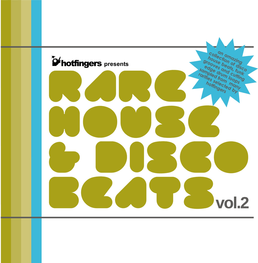 Rare House & Disco Beats Vol.2