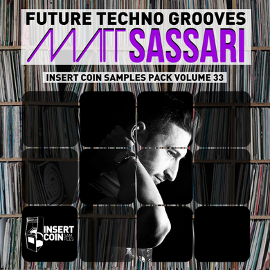 Matt Sassari - Future Techno Grooves