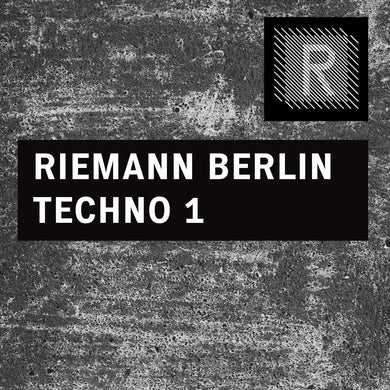 Riemann Berlin Techno 1