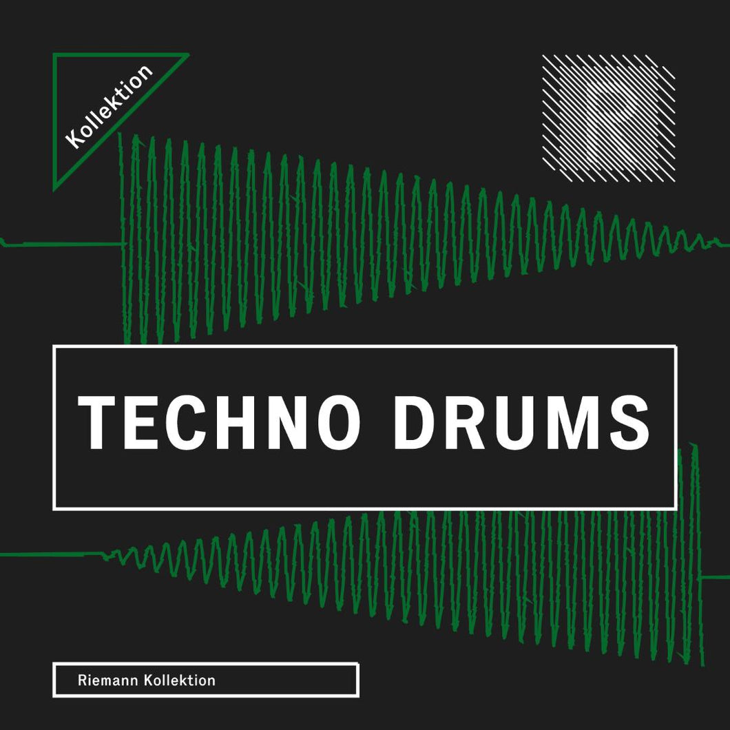 Riemann Techno Drums 3