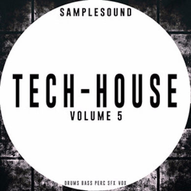Tech House Volume 5