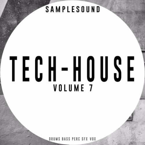 Tech House Volume 7