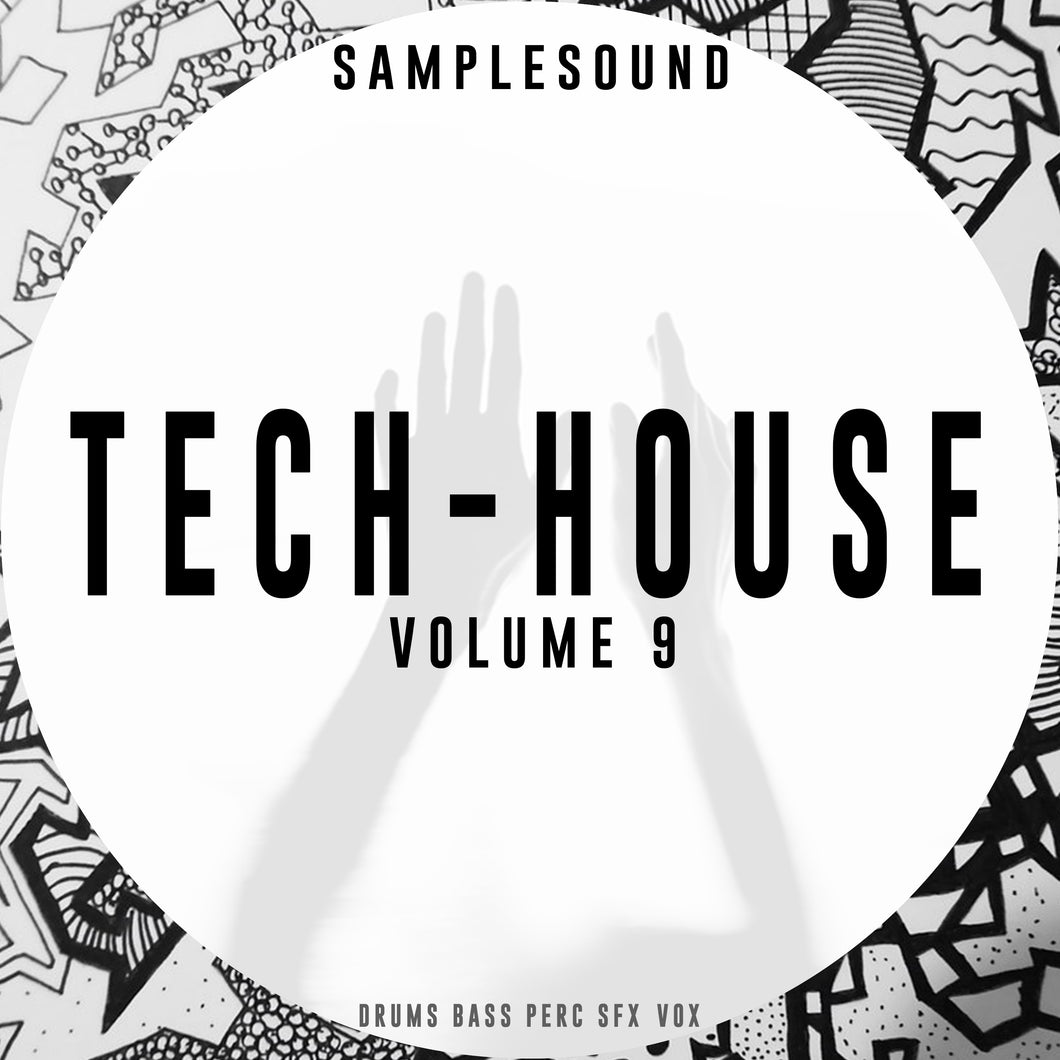 Tech House Volume 9