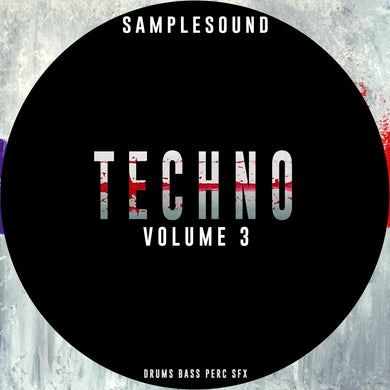 FREE TECHNO SAMPLES - Techno Volume 3