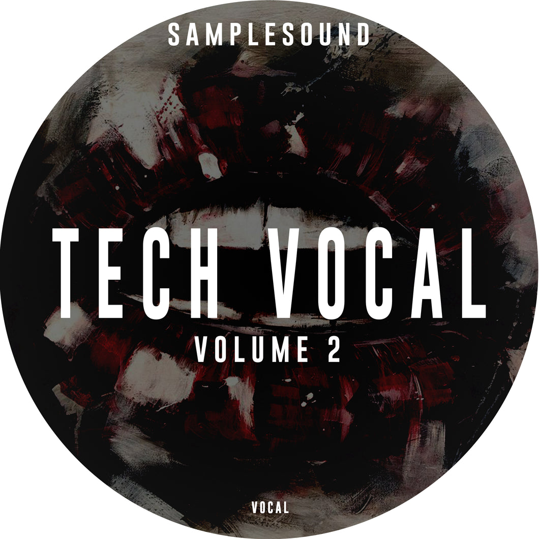 Tech Vocal Volume 2